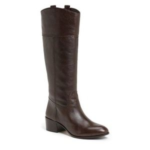 Louise et Cie Brown Leather Boots